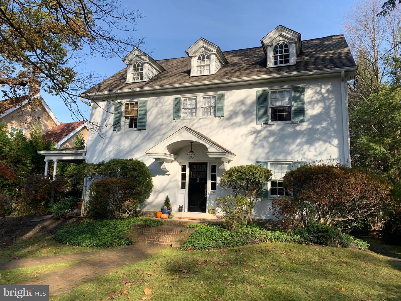 Single Family Homes للـ Sale في Jenkintown, Pennsylvania 19046 United States