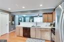 Recessed lighting - 1543 N VAN DORN ST #B, ALEXANDRIA
