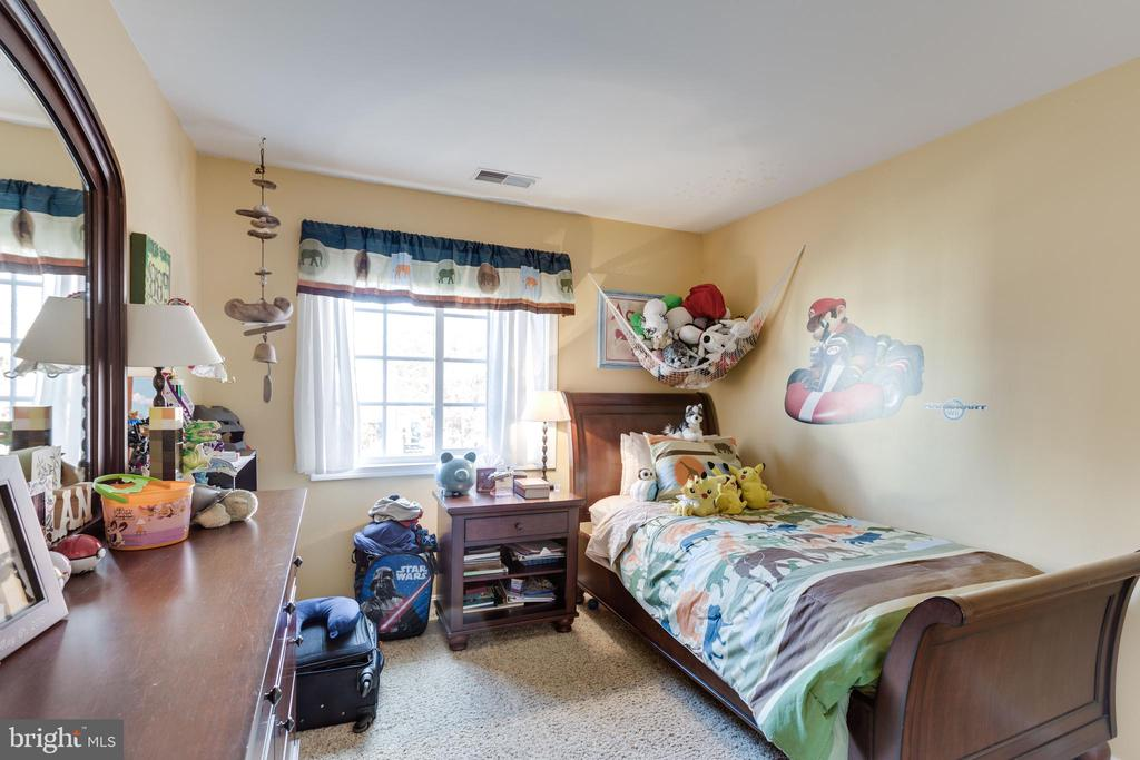Second bedroom - 1543 N VAN DORN ST #B, ALEXANDRIA