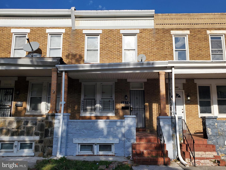 Single Family Homes のために 売買 アット Baltimore, メリーランド 21213 アメリカ