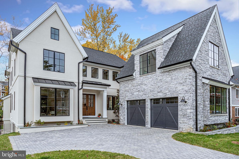 Single Family Homes для того Продажа на Arlington, Виргиния 22207 Соединенные Штаты