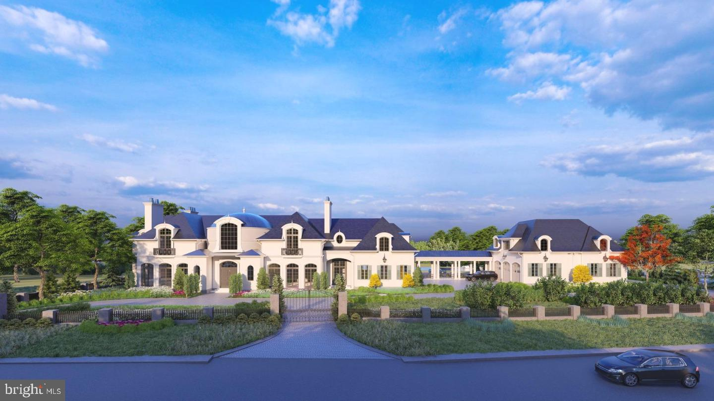 Single Family Homes pour l Vente à McLean, Virginia 22101 États-Unis