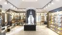 Master Suite Dressing Room  / Closet Rendering - 1171 CHAIN BRIDGE RD, MCLEAN