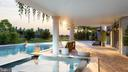 Patios / Pool Rendering - 1171 CHAIN BRIDGE RD, MCLEAN