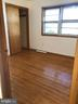 Bedroom 2.  Large window.  Hardwood floors. - 120 E CRISER RD, FRONT ROYAL