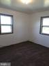 Bedroom 1.   Large with 2 windows   Carpet new. - 120 E CRISER RD, FRONT ROYAL