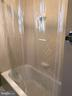 Bathroom with shower and tub. - 120 E CRISER RD, FRONT ROYAL