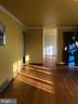 View of living room into dining room. - 120 E CRISER RD, FRONT ROYAL