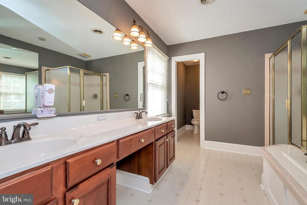Master bath - 11801 DUCK CIR, SPOTSYLVANIA
