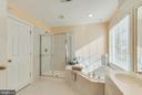 Take a Shower or a Bath - 25565 UPPER CLUBHOUSE DR, CHANTILLY