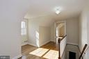 Upper level hallway - 4603 FRANKLIN ST, KENSINGTON
