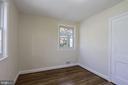 Second bedroom - 4603 FRANKLIN ST, KENSINGTON