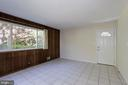 Ceramic tile flooring - 4603 FRANKLIN ST, KENSINGTON