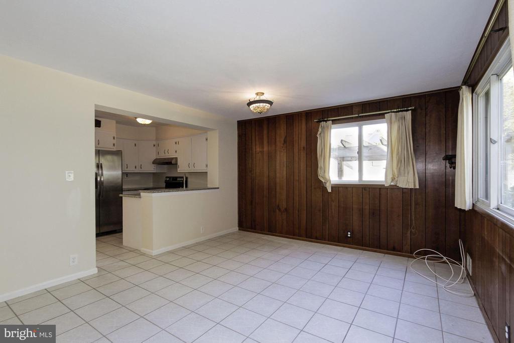 Family room - 4603 FRANKLIN ST, KENSINGTON