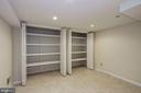 Plenty of storage - 4603 FRANKLIN ST, KENSINGTON