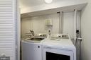 New washer and dryer - 4603 FRANKLIN ST, KENSINGTON
