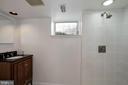 Lower level full bath - 4603 FRANKLIN ST, KENSINGTON