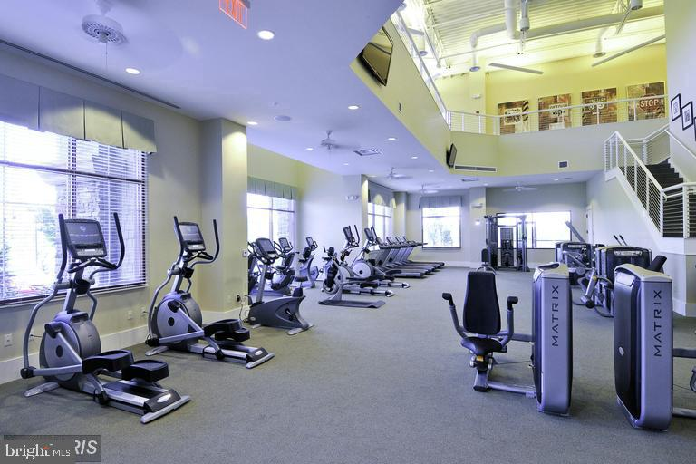 Clubhouse Exercise Facility - 180 LONG POINT DR, FREDERICKSBURG