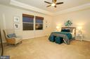 Master Suite with Tray Ceiling Detail - 23326 EVENING PRIMROSE SQ, BRAMBLETON