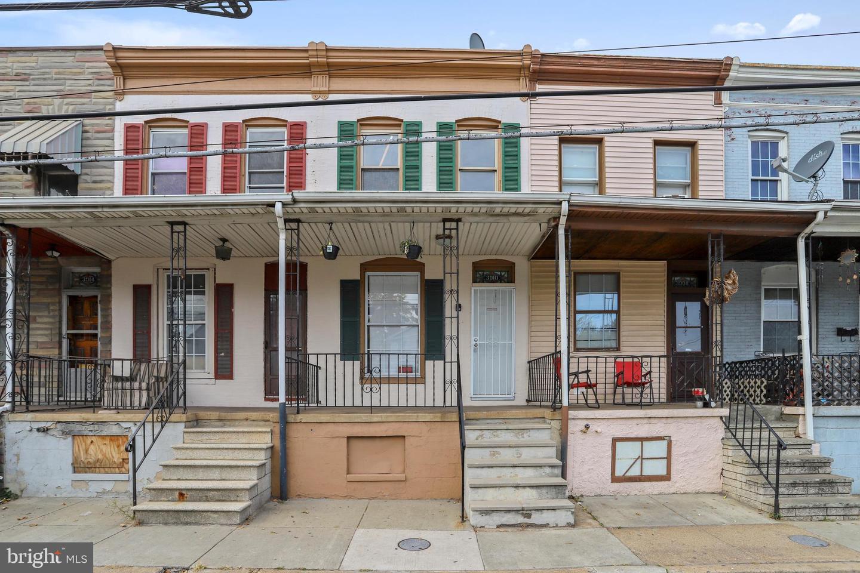 3910 Pennington Avenue Baltimore City Maryland