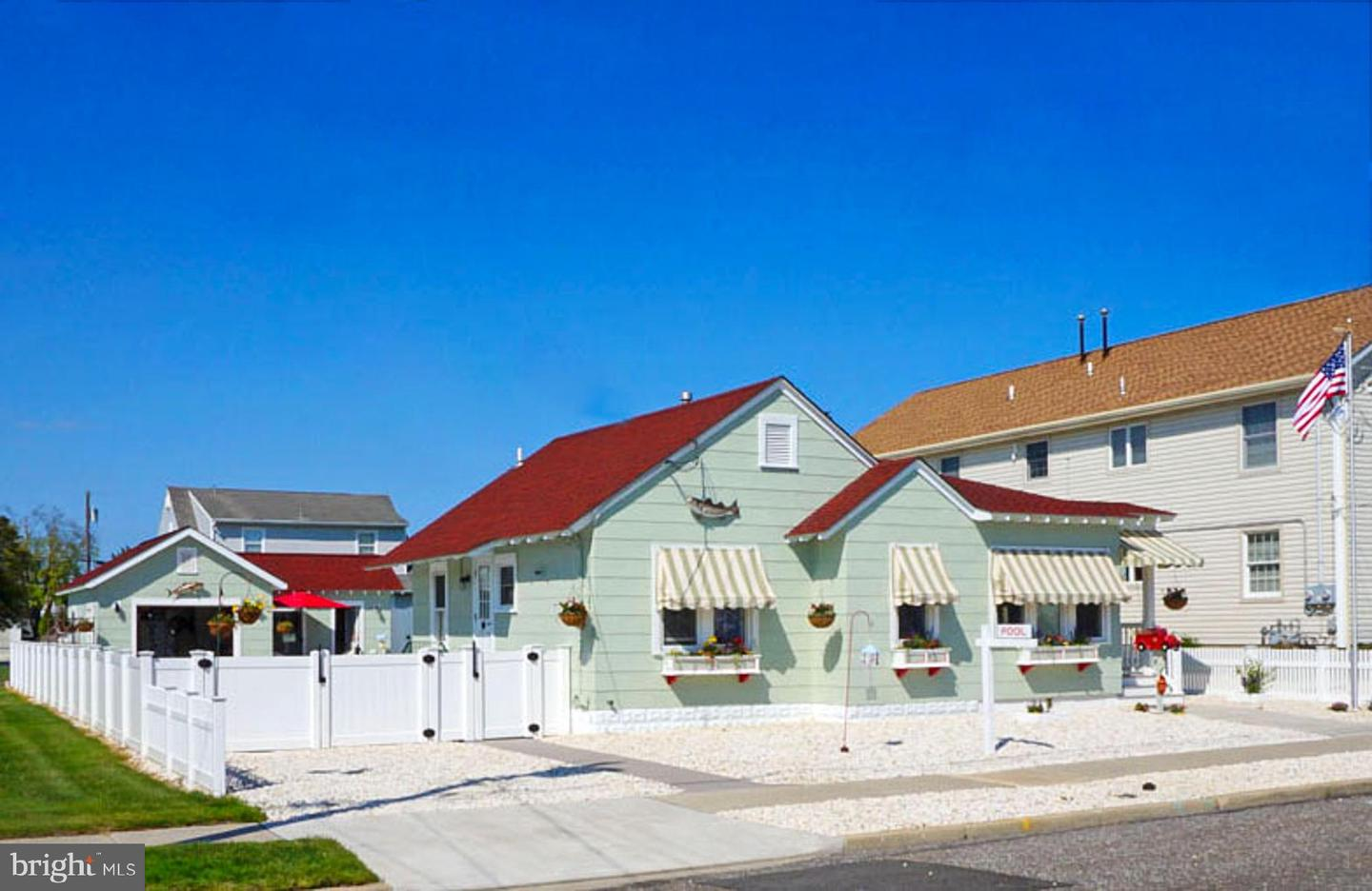 Single Family Homes for Sale at Stone Harbor, New Jersey 08247 United States
