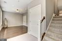 Lower Level with Two Large Closets - 19282 WINMEADE DR, LEESBURG