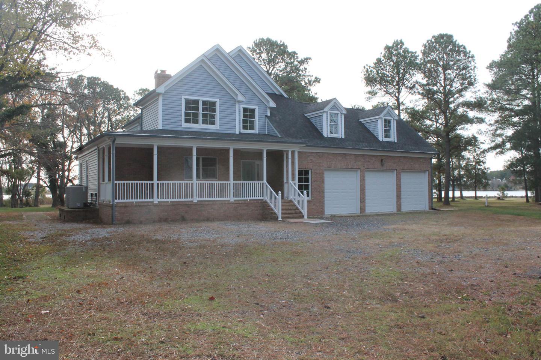 Single Family Homes pour l Vente à Taylors Island, Maryland 21669 États-Unis