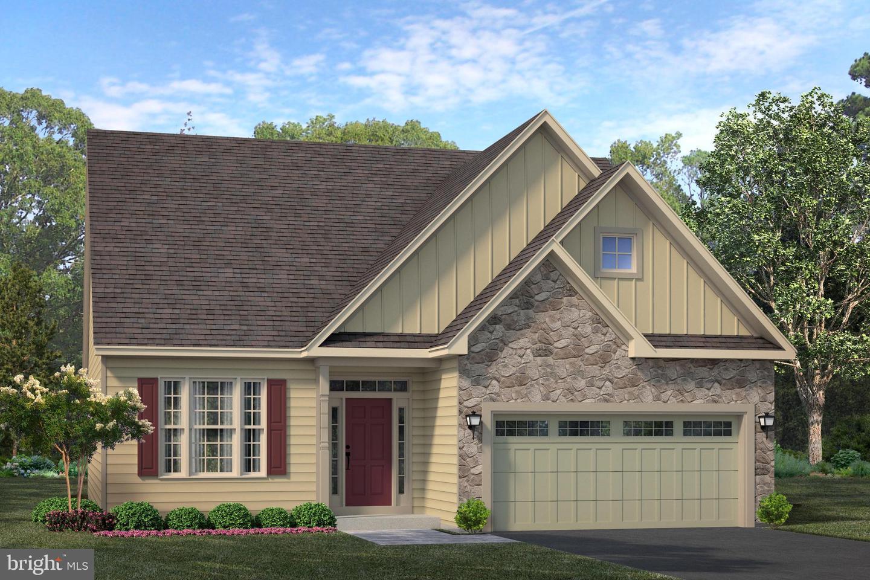 Single Family Homes per Vendita alle ore Cochranville, Pensilvania 19330 Stati Uniti
