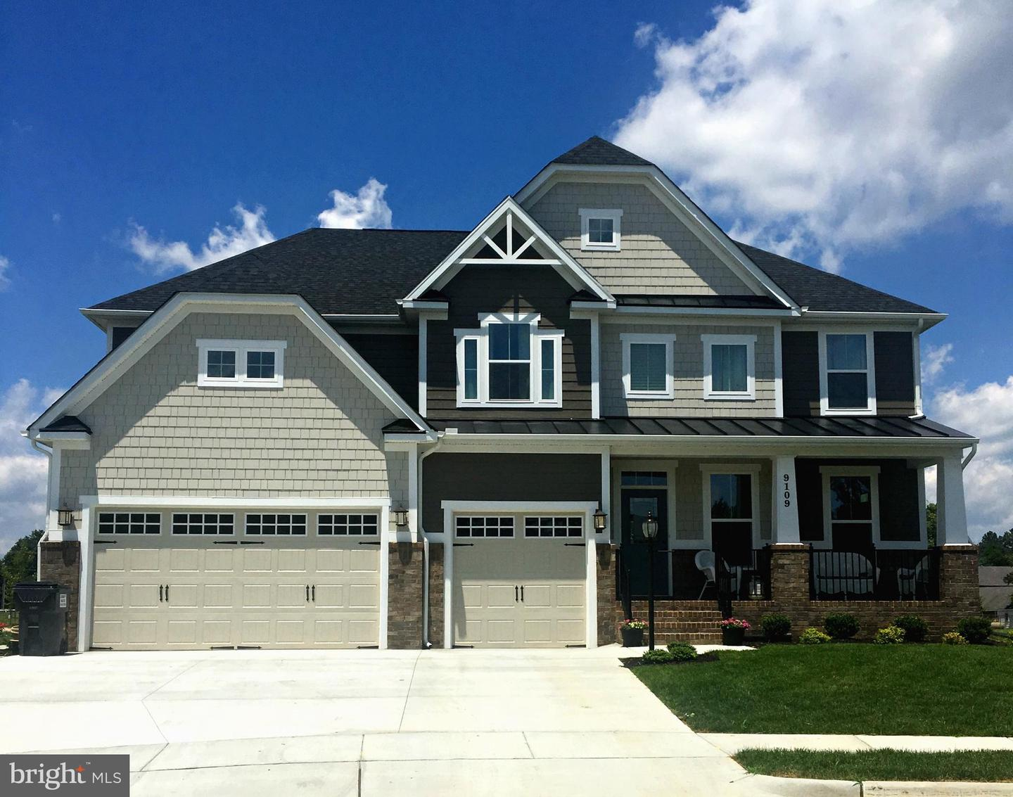 Single Family Homes per Vendita alle ore 1200 DARGON QUARRY Lane Brunswick, Maryland 21716 Stati Uniti