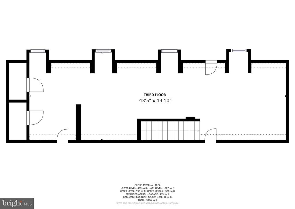 Upper Level 2 - 1409 BAY HEAD RD, ANNAPOLIS