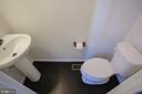 Main Level Half Bath - 22862 LACEY OAK TER, STERLING