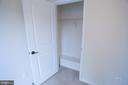 3rd Bedroom Closet - 22862 LACEY OAK TER, STERLING