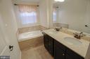 Master Bath - 22862 LACEY OAK TER, STERLING