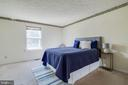 Master bedroom - 85 VISTA WOODS RD, STAFFORD