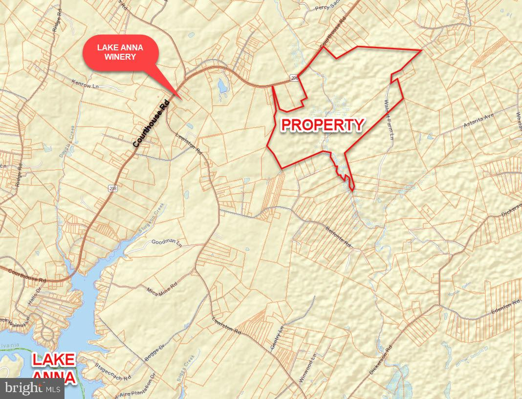 Land for Sale at Spotsylvania, Virginia 22551 United States