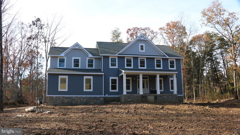 Single Family Homes için Satış at Catlett, Virginia 20119 Amerika Birleşik Devletleri