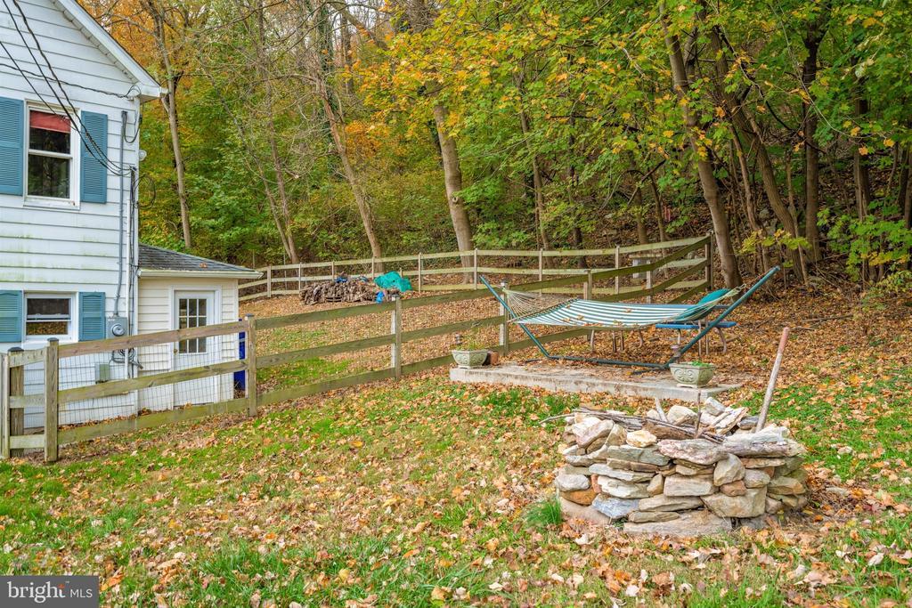 Fenced Backyard - 6500 MOUNTAIN CHURCH RD, JEFFERSON