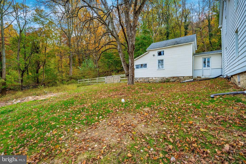 Connected Outbuilding/Workshop/Extra Storage - 6500 MOUNTAIN CHURCH RD, JEFFERSON