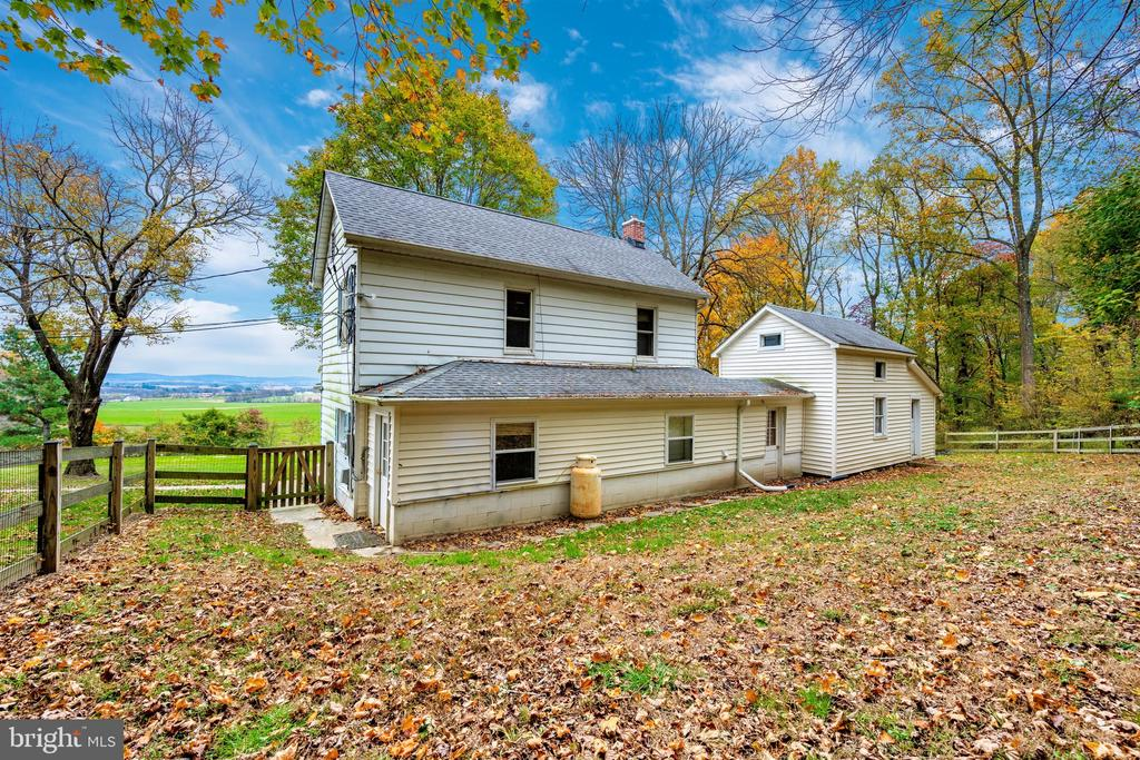 Backyard - 6500 MOUNTAIN CHURCH RD, JEFFERSON