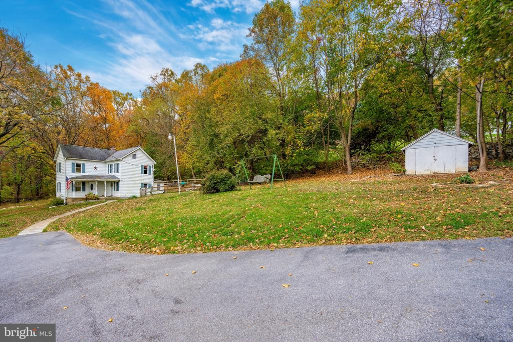 2 Story Colonial with Shed - 6500 MOUNTAIN CHURCH RD, JEFFERSON