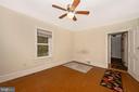Bedroom #2 with Hardwood Floors - 6500 MOUNTAIN CHURCH RD, JEFFERSON
