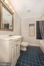 Full Bath with Ceramic Tile - 6500 MOUNTAIN CHURCH RD, JEFFERSON