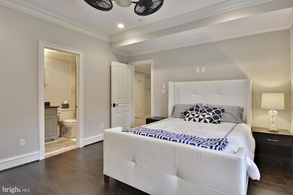 Bed Room Suite #5 (Basement Level) - 1070 VISTA DR, MCLEAN
