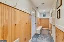 Lower Level Mud Room - See Virtual Tour! - 916 MONROE ST, HERNDON