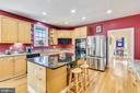 Recessed lighting too - SEE VIRTUAL TOUR! - 916 MONROE ST, HERNDON