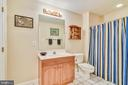 Full Bath in Basement - 916 MONROE ST, HERNDON