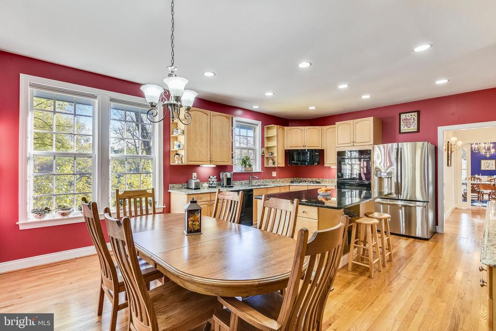 Large Kitchen perfect for everyday and gatherings! - 916 MONROE ST, HERNDON