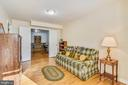 The suite can be closed off and private - SEE TOUR - 916 MONROE ST, HERNDON