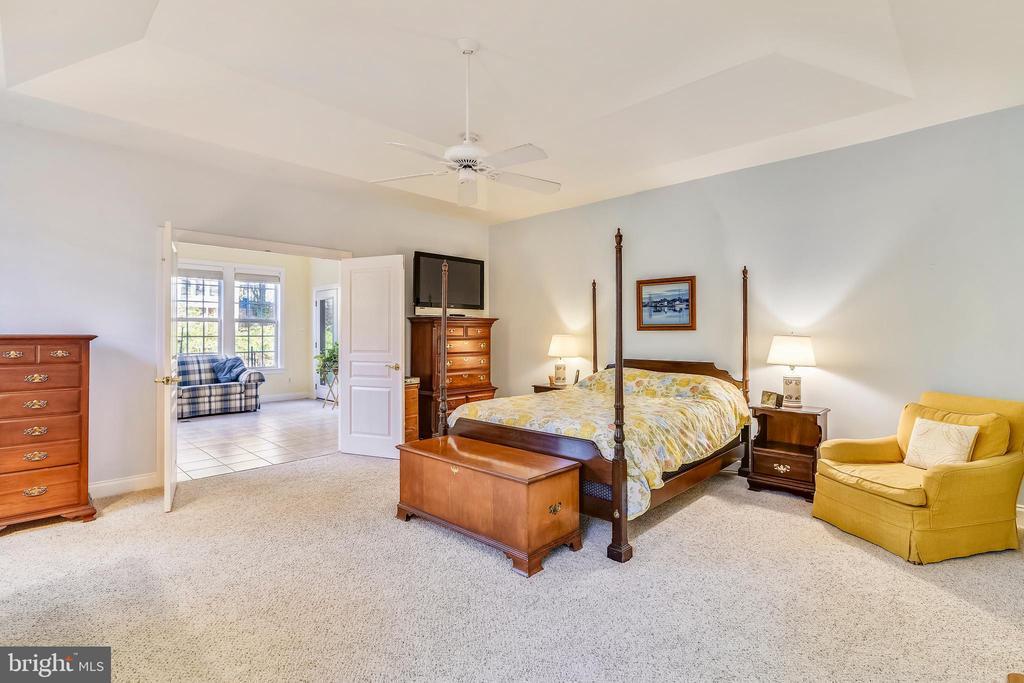 Two walk in closets - SEE VIRTUAL TOUR - 916 MONROE ST, HERNDON