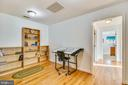 Open Study on the Upper Level Landing - 916 MONROE ST, HERNDON